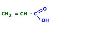 acido acrilico