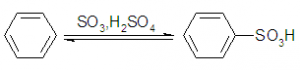 sulfonación