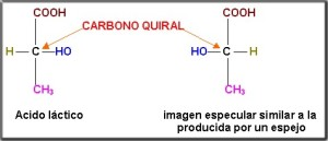 carbono quiral